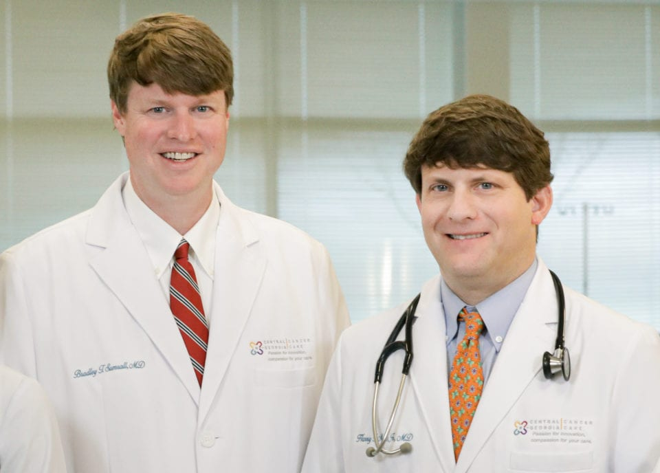 Central Georgia Cancer Care doctors