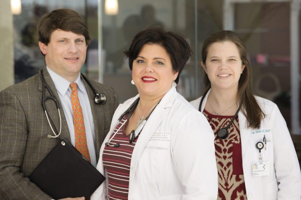 Central Georgia Cancer Care Moore, Hendricks, Schnider