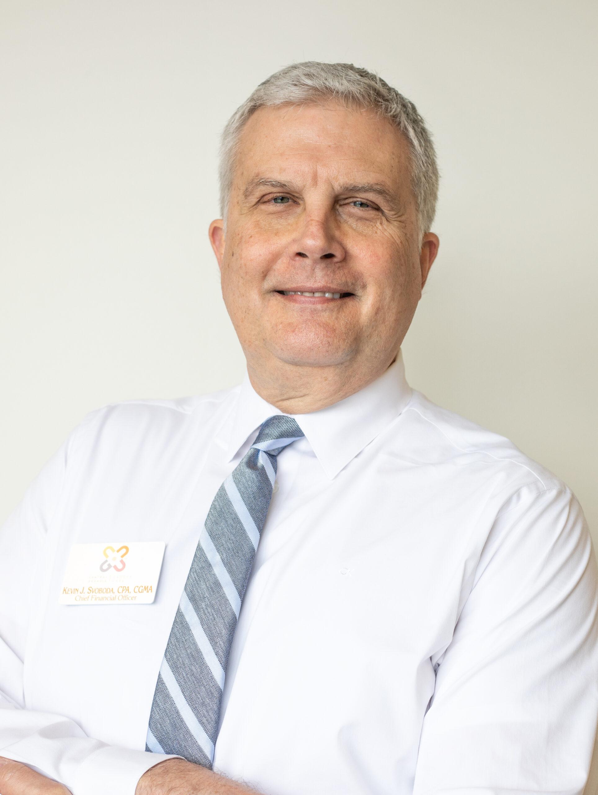 Kevin J. Svoboda, CPA CGMA